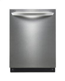 Fully Integrated Dishwasher with Height-Adjustable 3rd Rack