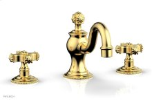MARVELLE Widespread Faucet 162-01 - Satin Gold