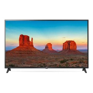 """LG AppliancesUK6200PUA 4K HDR Smart LED UHD TV - 43"""" Class (42.5"""" Diag)"""