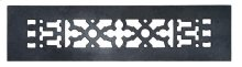 Cast Iron Decorative Grille
