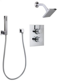 """1/2"""" Thermostatic Shower Package"""