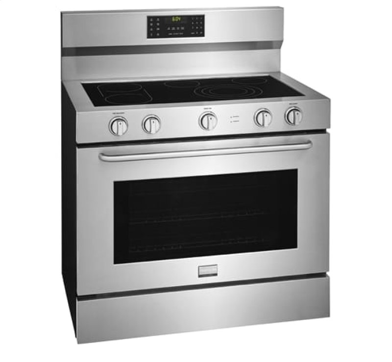 40 Freestanding Electric Range