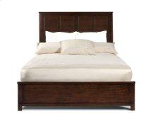 Cherry Creek Panel Bed