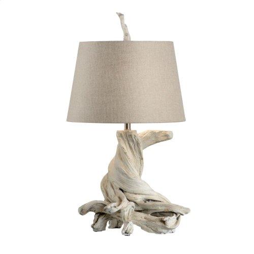 Olmsted Lamp - Whitewash
