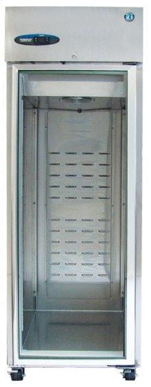 Freezer, Single Section Upright, Full Glass Door