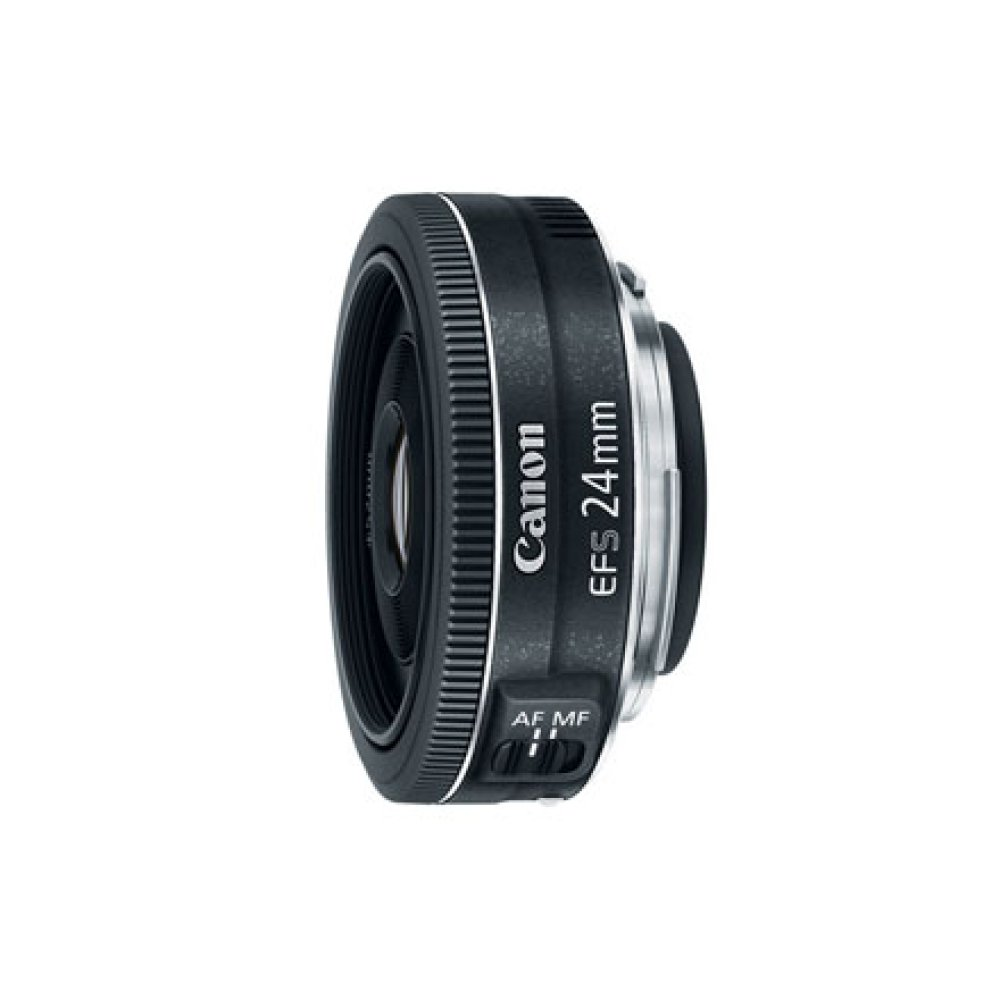 Canon EF-S 24mm f/2.8 STM Wide-Angle Lens