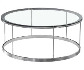 Orion Round Cocktail Table