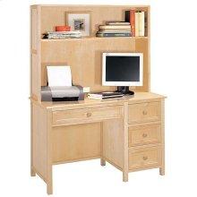 Woodland Natural Desk/Hutch