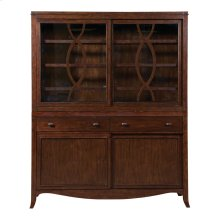 Classic Chic China Cabinet