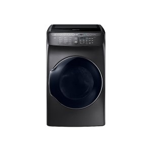 Samsung7.5 cu. ft. FlexDry™ Gas Dryer in Black Stainless Steel