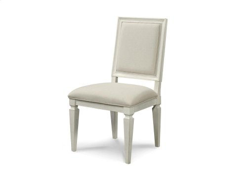 Woven Accent Side Chair