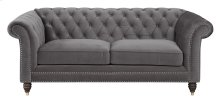 Emerald Home Capone Loveseat Platinum U3545-01-13