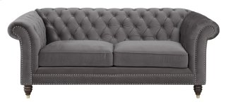 Capone Loveseat Platinum