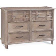 Chesapeake Six Drawer Dresser