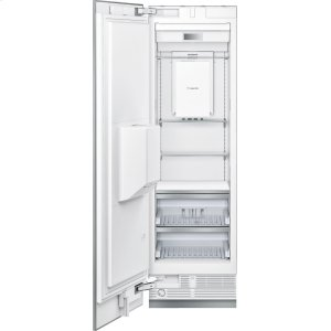 Thermador24-Inch Built-in Panel Ready Freezer Column with Ice & Water Dispenser, Left Side Door Swing.
