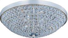 Glimmer 4-Light Flush Mount