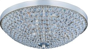 Glimmer 4-Light Flush Mount