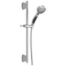Chrome ActivTouch ® 9-Setting Slide Bar Hand Shower