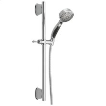 Chrome ActivTouch ® 9-Setting Slide Bar Hand Shower