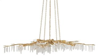 Forest Light Chandelier - 8h x 62dia., adjustable from 18h to 81h
