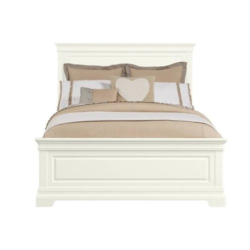 Teaberry Lane Stardust Full Panel Bed