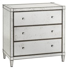 Monarch Three Drawer Chest