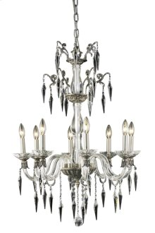 5808 Grande Collection Hanging Fixture Pewter
