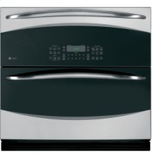 """GE Profile Series 30"""" Built-In Single/Double Convection Wall Oven"""