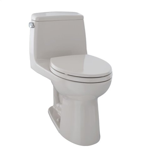 Eco UltraMax® One-Piece Toilet, 1.28 GPF, Elongated Bowl - Sedona Beige