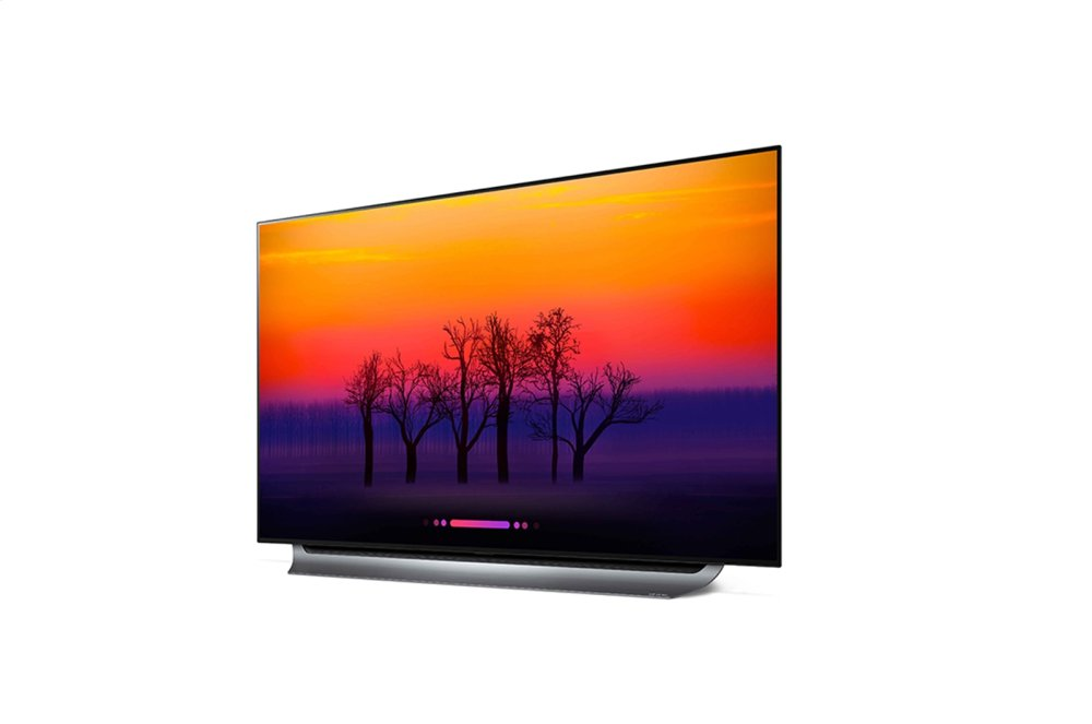how to connect lg oled tv to server