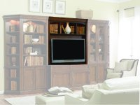 Cherry Creek Entertainment Console Hutch Product Image