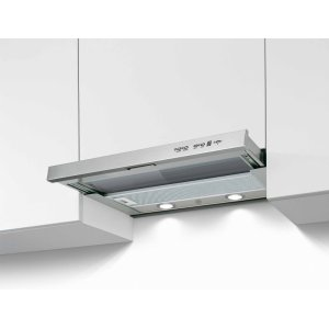 Bertazzoni30 Telescopic extension hood, 1 motor 500 CFM Stainless