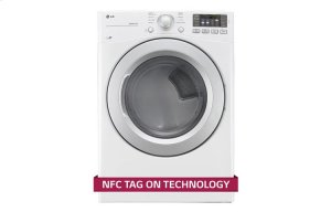 RED HOT BUY! 7.4 cu. ft. Ultra Large Capacity Dryer w/ NFC Tag On Technology
