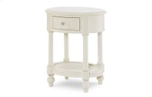 Harmony by Wendy Bellissimo Oval Night Stand