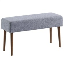 Minto Bench in Grey Blend