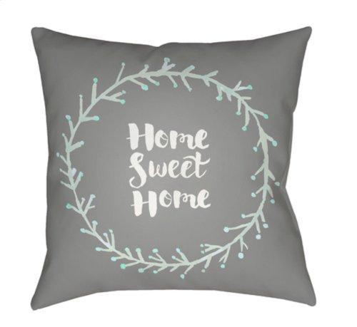"""Home Sweet Home II QTE-022 20"""" x 20"""""""