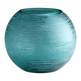 Lg Round Libra Vase