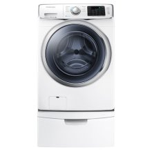 WF5400 4.2 cu. ft. Front Load Washer with SuperSpeed (White)