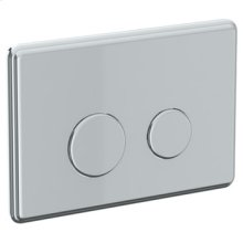 Traditional Dual Flush Actuator Plate