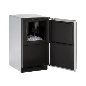 U-LineModular 3000 Series With Stainless Solid Finish And Field Reversible Door Swing, Pump Included (115 Volts / 60 Hz)