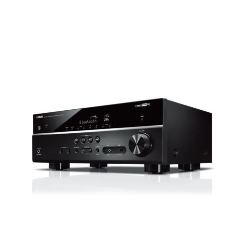 RX-V485 Black 5.1-Channel AV Receiver with MusicCast
