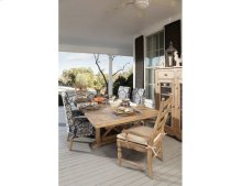 Refractory Trestle Table