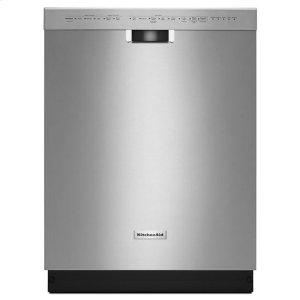 KitchenAidKitchenAid® 46 dBA Dishwasher with ProScrub™ Option - Stainless Steel