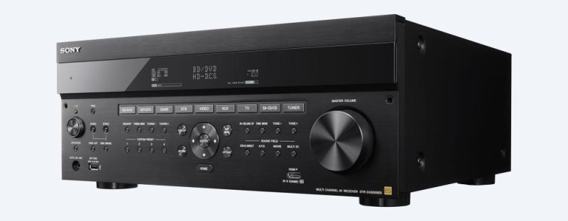 7 2 Channel Home Theater AV Receiver