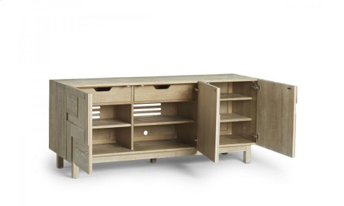 Epicenters Austin Tarrytown Entertainment Console