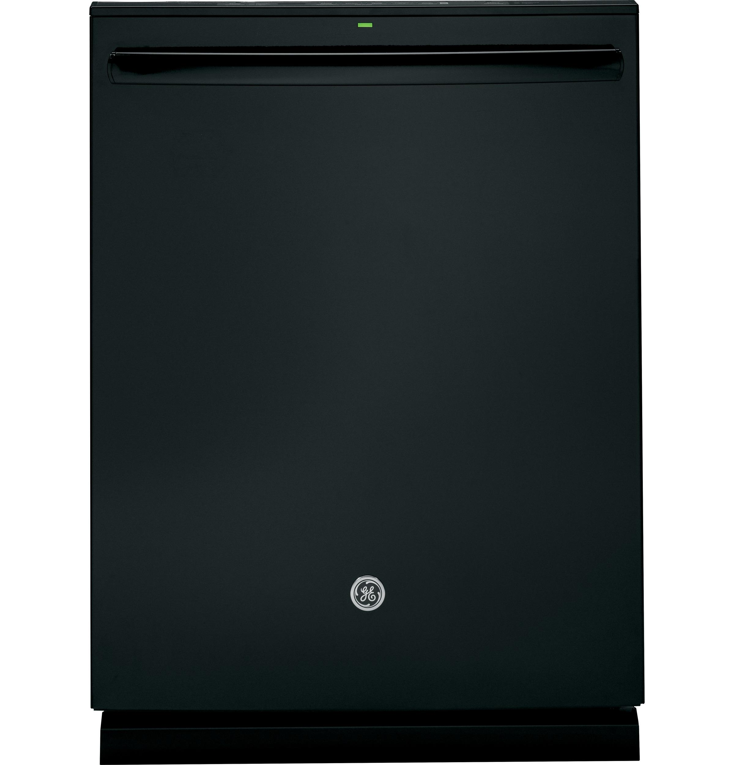 Ge Profile Stainless Steel Interior Dishwasher With Hidden Controls Built In Dishwashers