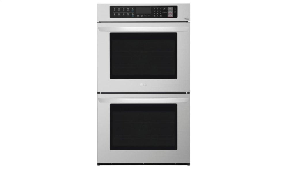 9.4 cu. ft. Double Wall Oven  STAINLESS STEEL