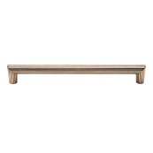Flute Cabinet Pull - CK10060 Silicon Bronze Brushed