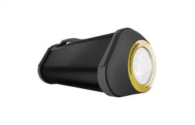 Monster® Firecracker High Definition Bluetooth Speaker - Black