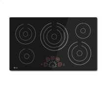 "36"" Radiant Cooktop"